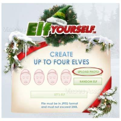 Subir imagen para hacer elfo