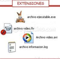 extensiones Los archivos THM y las cámaras digitales (fotográficas o de video)