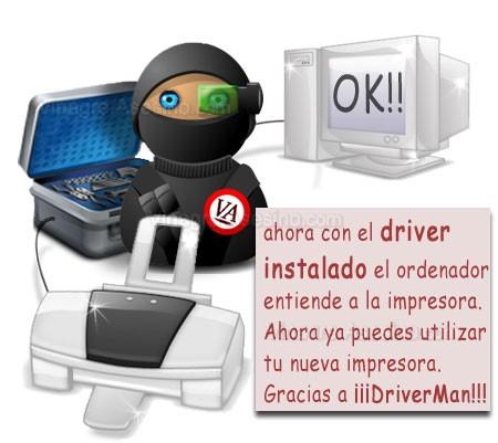 Ordenador con Drivers