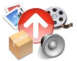 Descarga y sube archivos de todo tipo