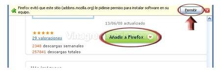 Instalar Tema para Firefox