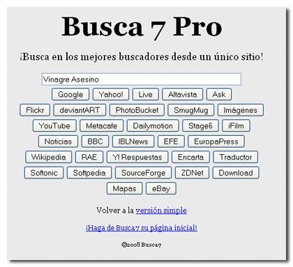 Busca 7 Pro