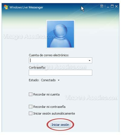 como instalar windows live messenger