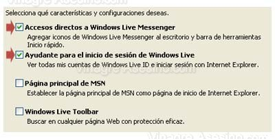 carcteristicas messenger Como instalar Windows Live Messenger