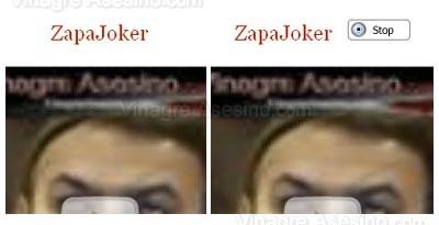 Antes y después del script
