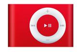 iPod Shuffle rojo