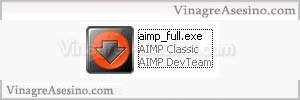 archivo AIMP Classic. Manual de instalación y primera configuración