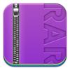 RAR Extractor and Expander (AppStore Link)
