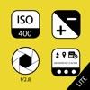 EXIF Viewer LITE by Fluntro (AppStore Link)
