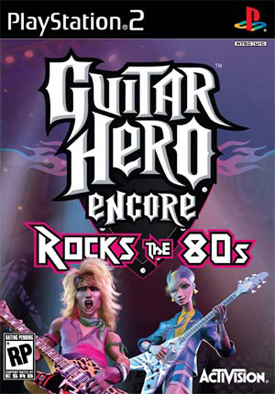 Guitar Hero 80 (cover)