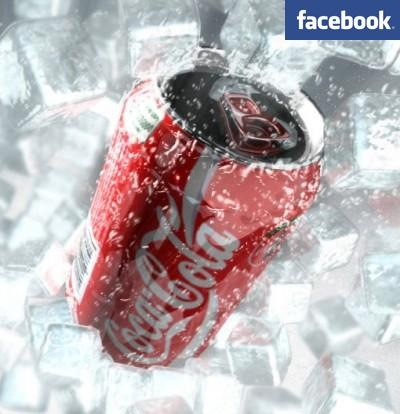 Cocacola en Facebook