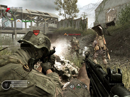 Call Of Duty 4 Full  PC DVD Rom  Super Primido