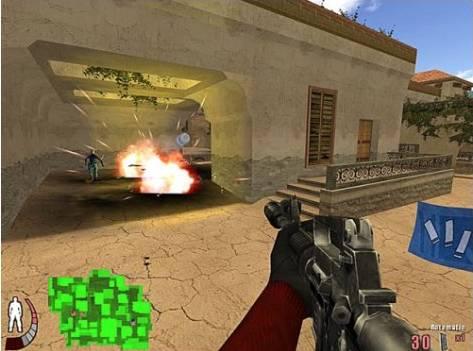 open OpenArena: Un shooter en primera persona para adultos