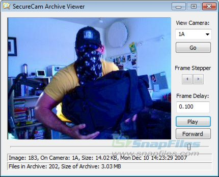 secure AutoScreenShot y Secure Cam: Dos armas para vigilar tu PC