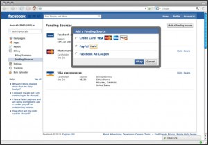 Facebook Paypal 300x209 Agregado finalmente PayPal como sistema de  pagos en Facebook
