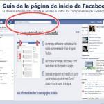 Menu inicio de facebook barra inicio 150x150 Guía  para la nueva página de  inicio de Facebook