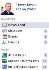 PageBookmarks thumb Facebook añade contadores a las notificaciones pendientes de la página de inicio