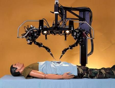 Cirug a m nimamente invasiva y rob tica cirug arob ica - Robot que limpia el piso ...