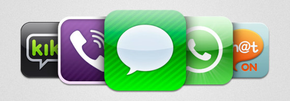 iMessage-alternatives-iOS