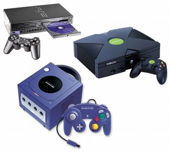 PS2 GameCube Xbox