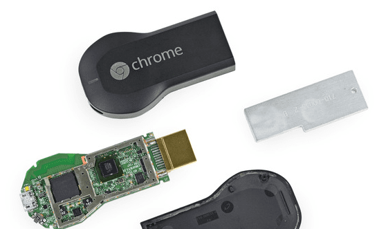 chromecast wifi bluetooth