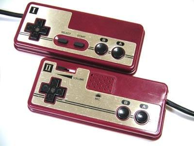 mandos Famicom