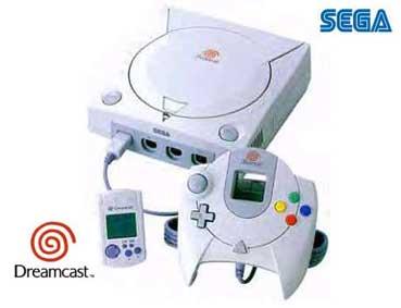 Sega-dreamcast