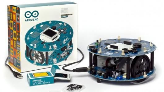 arduinorobot 6 Arduino anuncio su primer robot completo