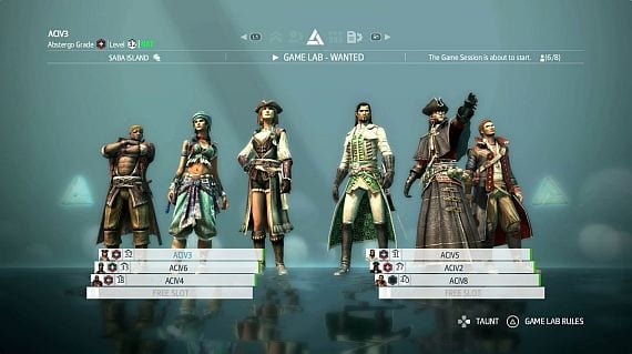 assassins creed iv multiplayer