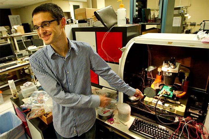 nanotube computer Primera computadora desarrollada con carbono