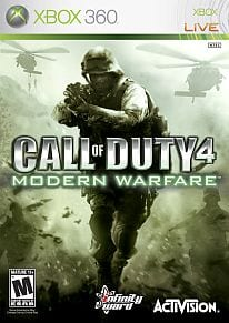 call of duty 4 cover