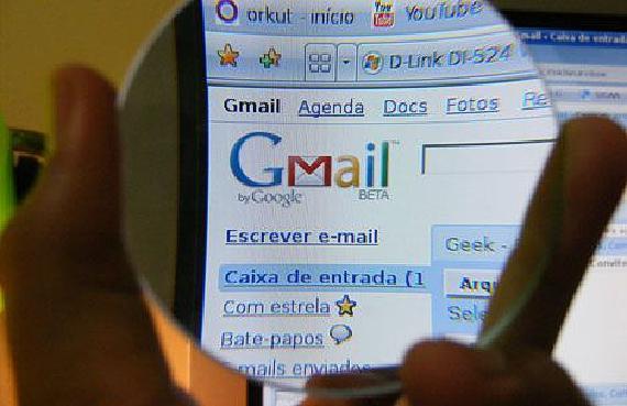 seguridad en correos de gmail y yahoo