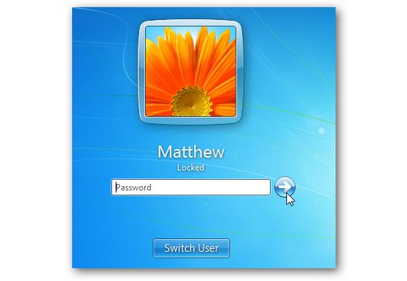 06 salvapantallas en Windows 7
