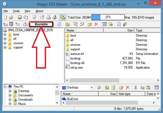 Magic ISO Maker 01