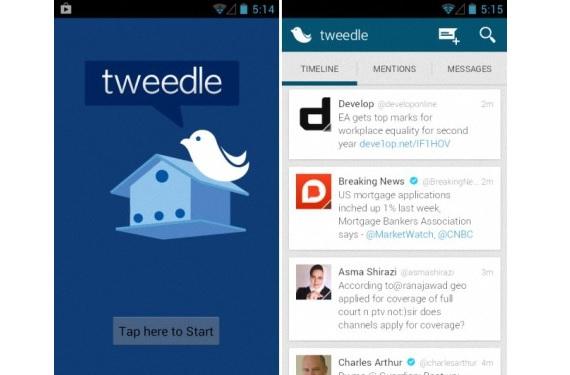Tweedle