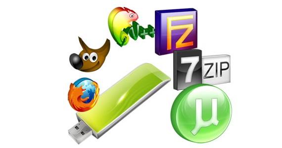 aplicaciones ejecutables portátiles