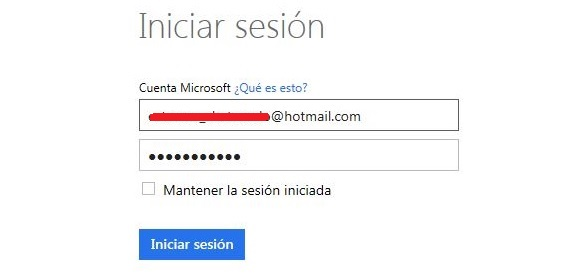 cerrar cuenta de Hotmail 01