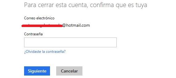 cerrar cuenta de Hotmail 04