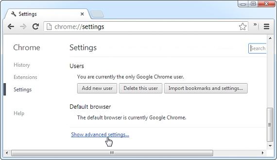 configuracion de Google Chrome 02