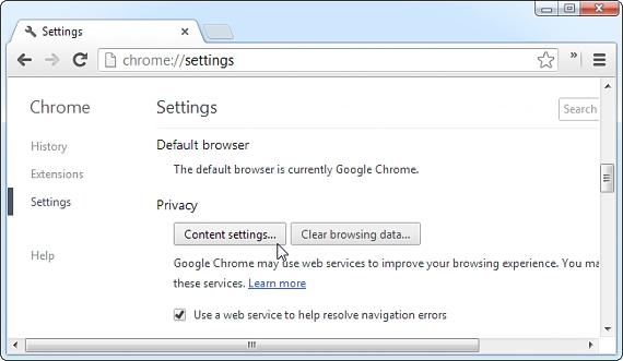configuracion de Google Chrome 03