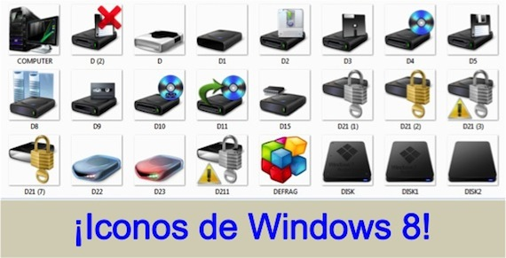 ICONOS WINDOWS