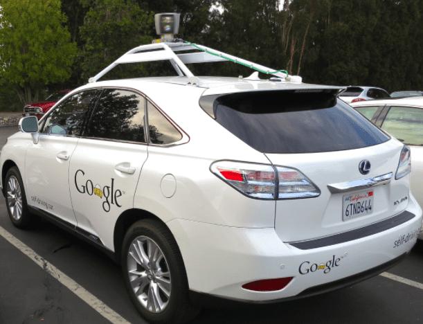 coche google La última patente de Google: un taxi que te lleva gratis a una tienda o restaurante