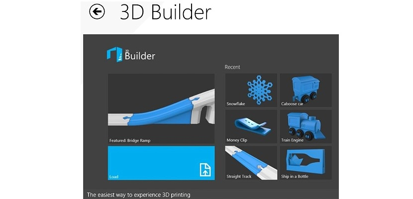 00 impresion 3D en Windows 8.1