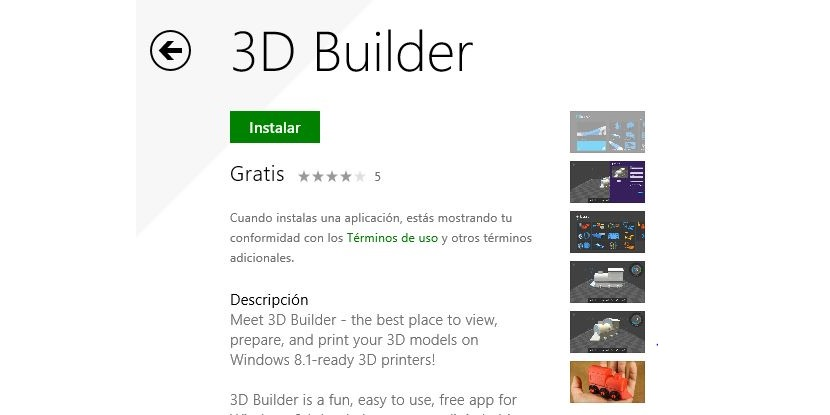01 impresion 3D en Windows 8.1