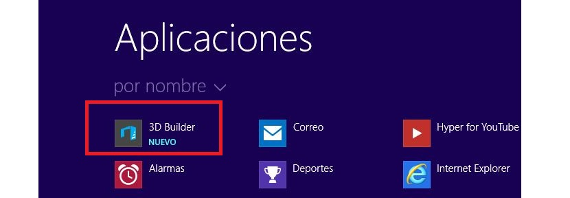 02 impresion 3D en Windows 8.1