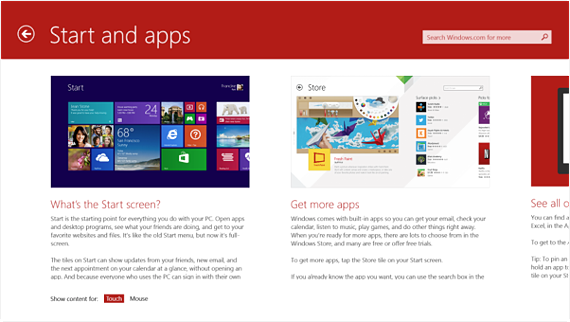 10 trucos de Windows 8.1