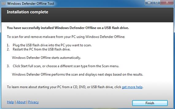 Windows Defender Offline 07