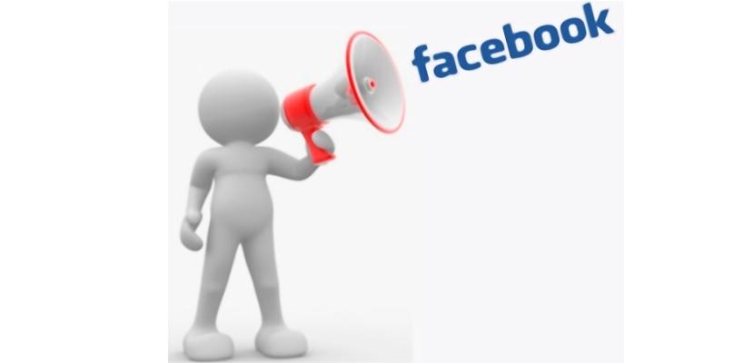mensajes de voz en Facebook