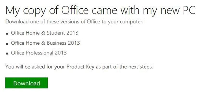 04 instalar a Office 2013