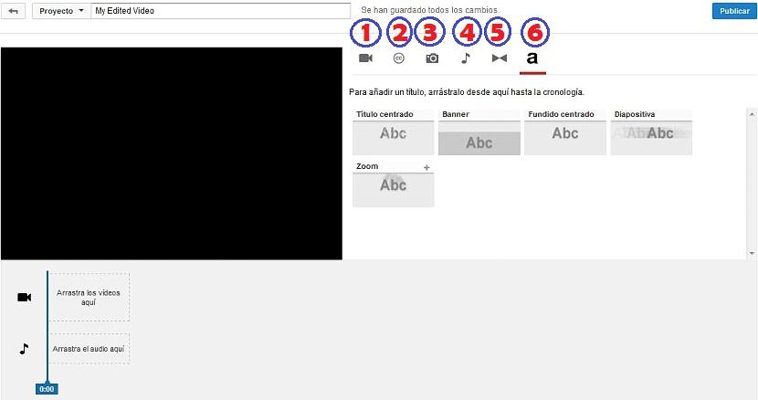 Editor de Videos de Youtube 01